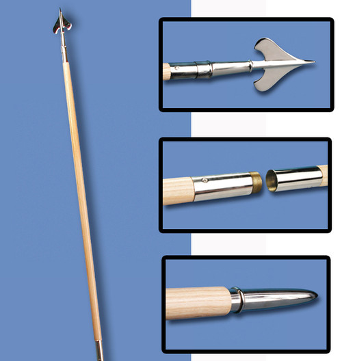 Guidon Pole Set