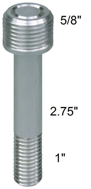 Aluminum Spindle