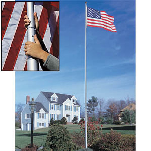 Liberty Telescoping Flagpole.