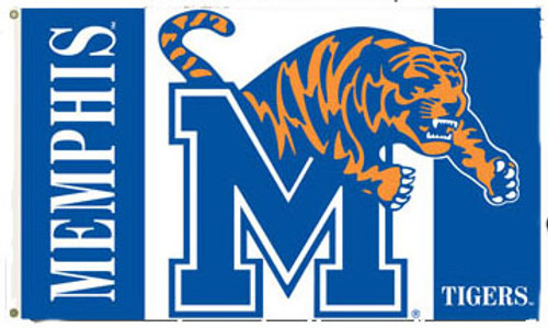 University of Memphis Printed 3' x 5' Flag