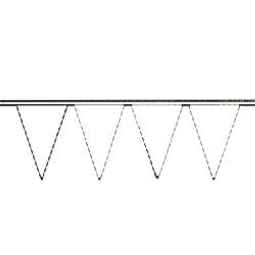 White string pennant