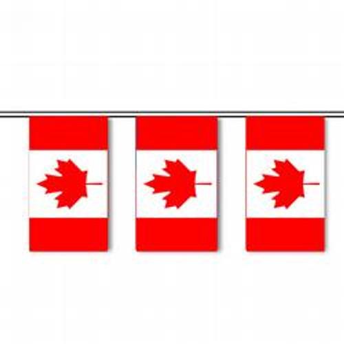 Canada String Pennant