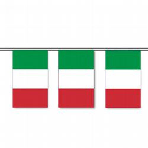 Italy string pennant