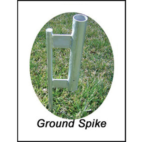 Steel Ground Spike