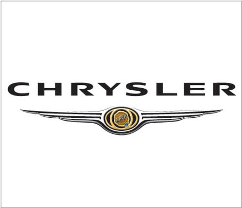 Chrysler Dealership Car Flags
