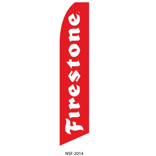 Firestone  - Feather Flag
