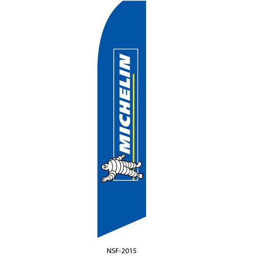 Michelin  - Feather Flag