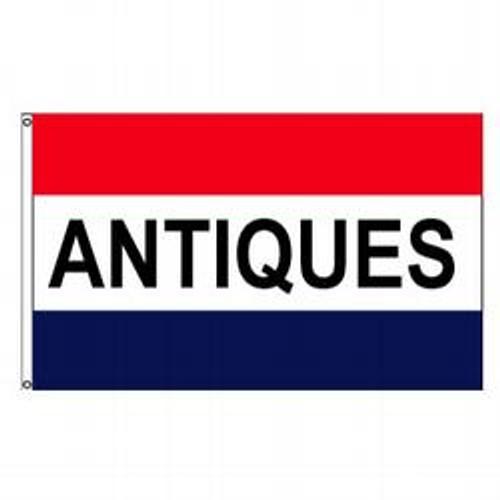 Antiques Message Flag