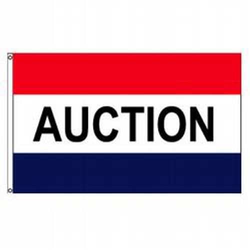 Auction Message Flag