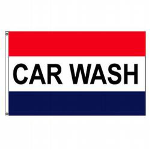 Cash Wash 3'x5' flag