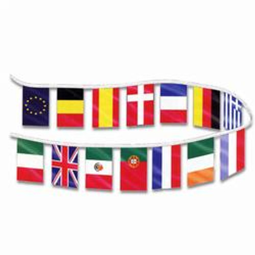 International Flag Pennants