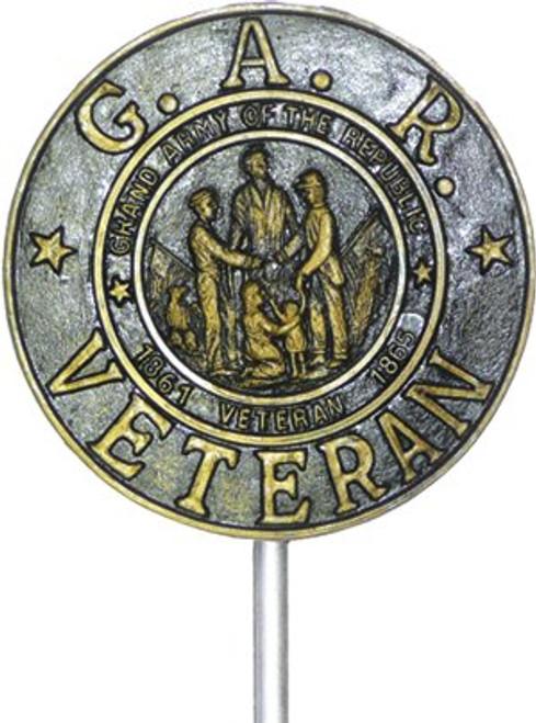 Grand Army of the Republic Grave Marker