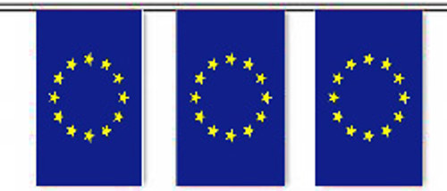 Council of Europe String Pennant