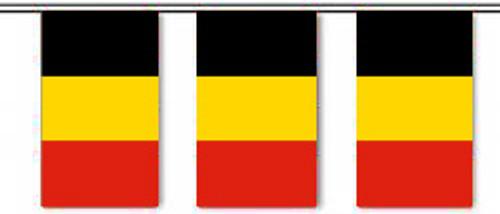 Belgium String Pennants