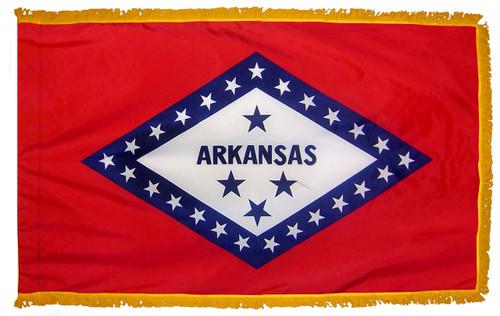 Arkansas Fringed Flag