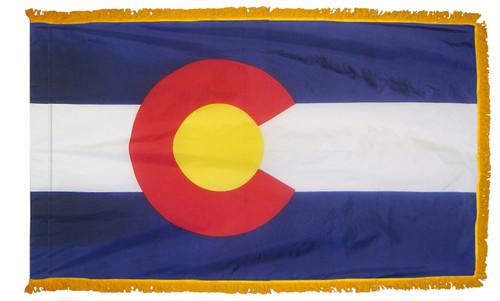 Colorado Fringed Flag