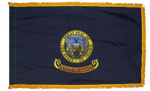 Idaho Fringed Flag