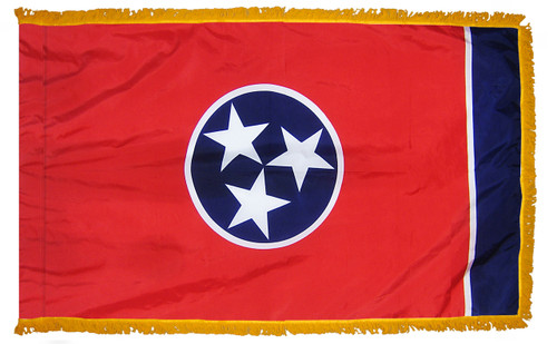 Tennessee Fringed Flag