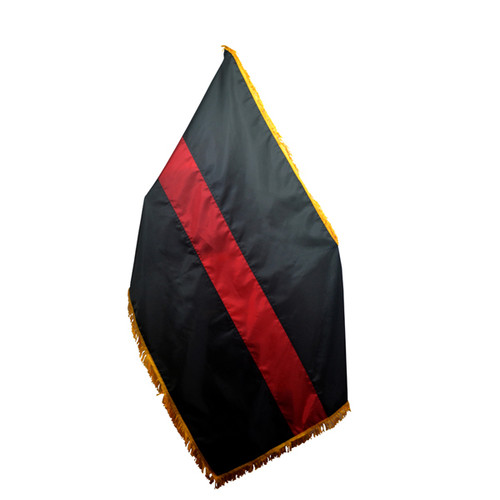 Thin Red Line 4 x 6 Indoor/Parade Flag