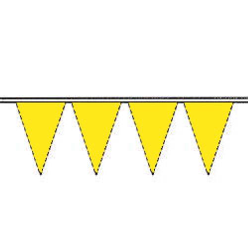 Saturn Yellow Fluorescent Pennants