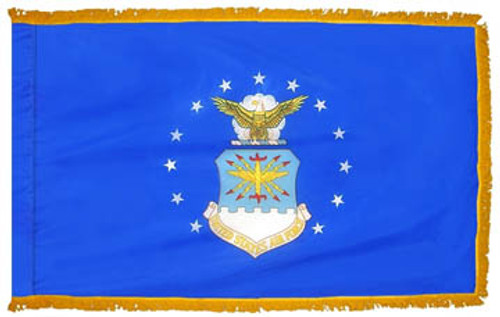US Air Force Fringed Flag