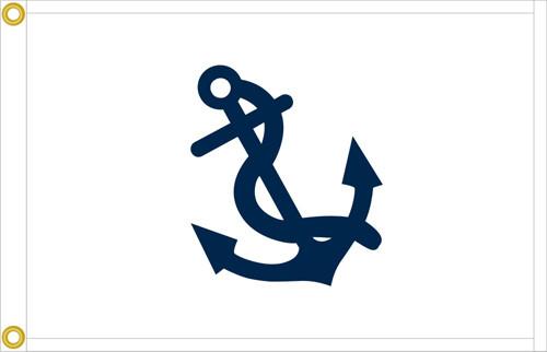 Fleet Captain Yacht Club Flag