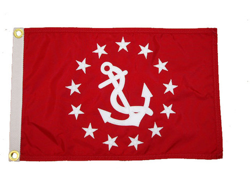 Vice Commodore Yacht Club Flag