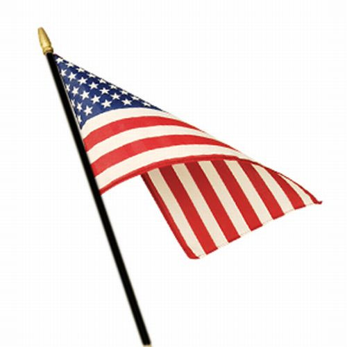 United States 16x24 Inch Classroom Flag