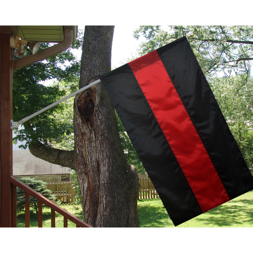 Thin Red Line House Banner
