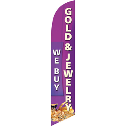 We buy gold and jewelry Sign