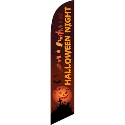 Halloween Night sign