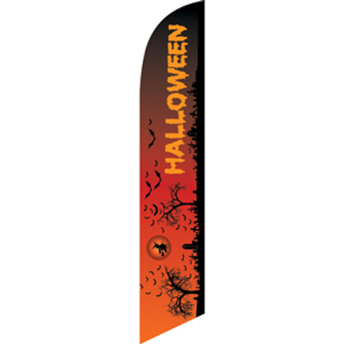 halloween night flag