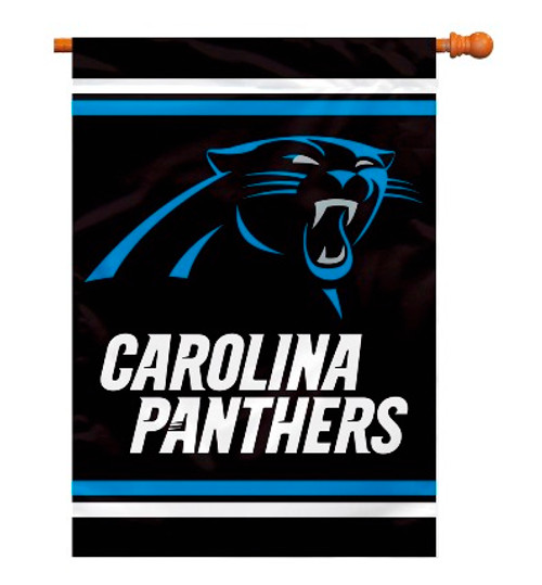 Carolina Panthers House Banner