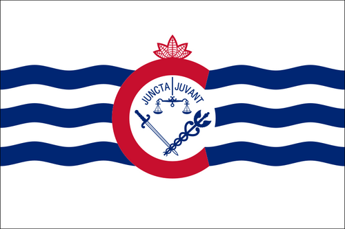 City of Cincinnati Flag