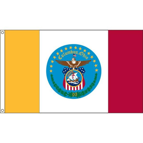 City of Columbus Flag