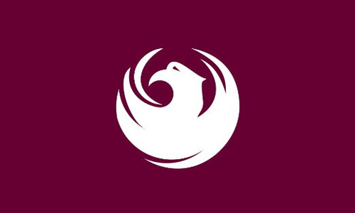 City of Phoenix Flag