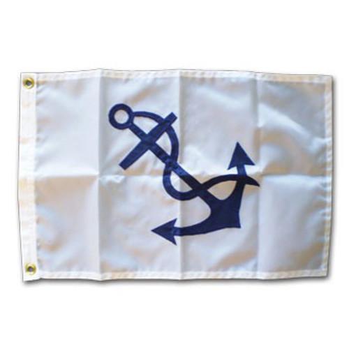Fleet Captain Yacht Club Flag (hand-sewn)