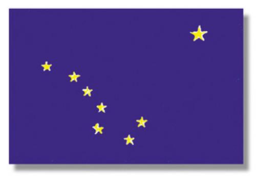 Alaska Nautical Flag