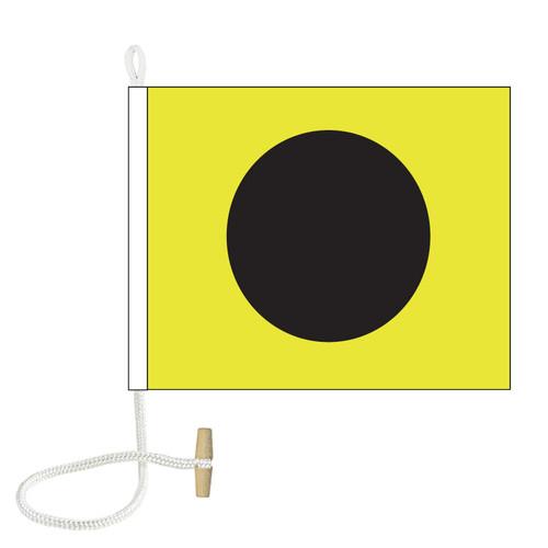 I International Code Signal Flag (Rope and Toggle)
