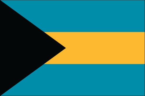Bahamas Nautical Flag
