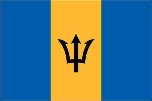 Barbados Nautical Flag