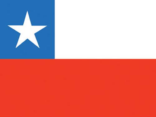 Chile Nautical Flag