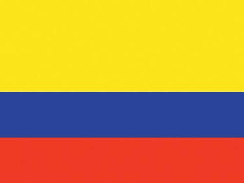 Columbia Nautical Flag