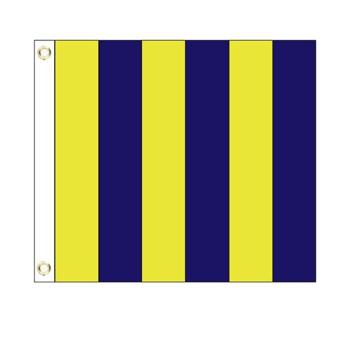 G International Code Signal Flag (Grommet)