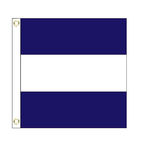 J International Code Signal Flag (Grommet)
