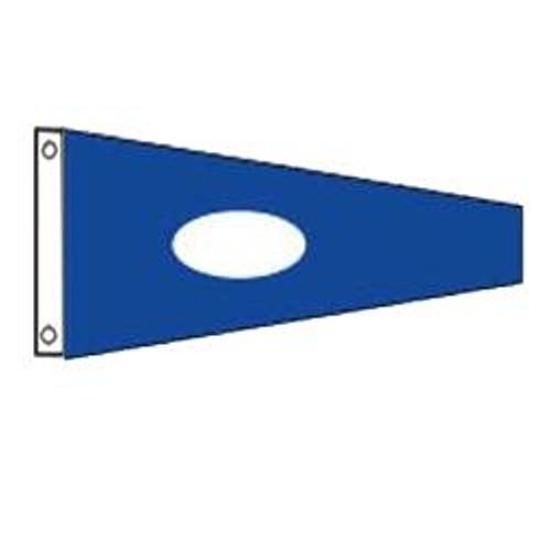 2 International Code Signal Pennant (Grommet)