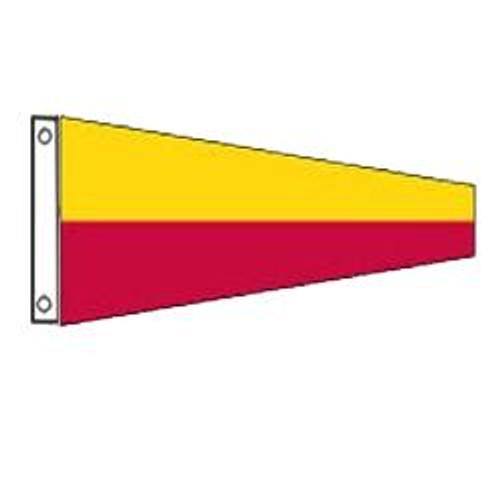 7 International Code Signal Pennant (Grommet)