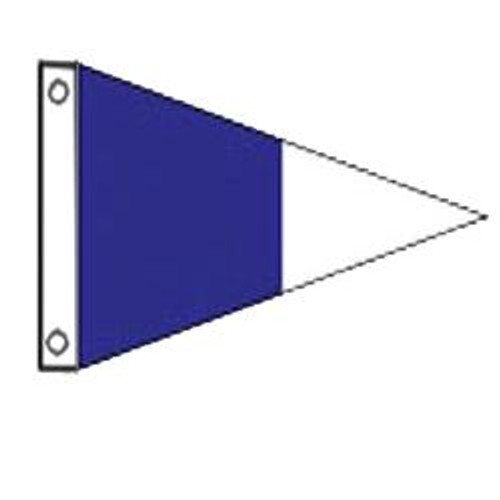 2nd Repeater Pennant (Grommet)