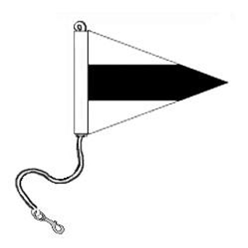 3rd Repeater Pennant (Rope and Snap Hook)