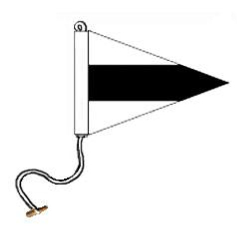 3rd Repeater Pennant (Rope and Toggle)
